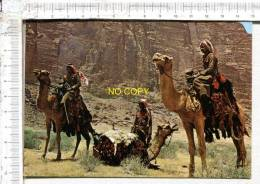 DESERT POLICE AT WADI RUM - Jordanien