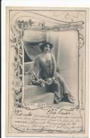ARTISTE - Femme - Beisie Dean - Photo Reutlinger - Artisti