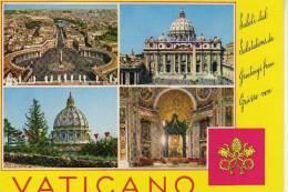 MULTIVISTA  VATICANO  ITALIA  OHL - Vaticaanstad
