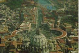 CITTA DEL VATICANO   VEDUTA AEREA   OHL - Vaticaanstad