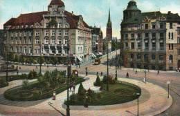 Hannover - Aegiedienthorplatz - Hannover