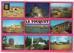 62 - Le Touquet - Multivues - Le Touquet
