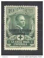 TA26-A227TAN.Maroc.Marocco .TANGER  ESPAÑOL.Alfonso Xlll..CRUZ ROJA -  1926-  (Ed 26**) Sin Charnela. - Nuevos