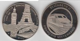 **** MEDAILLE TUNNEL SOUS LA MANCHE - CHANNEL TUNNEL - 6 MAI 1994 NEUVE **** EN ACHAT IMMEDIAT !!! - Tourist
