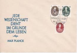 DDR FDC Mi.-Nr. 574-576 - FDC: Brieven