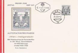 Österreich FDC ANK-Nr. 1183/Mi.-Nr. 1153 - FDC