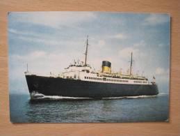 British Railways Vessel - S.S. Falaise - Dampfer