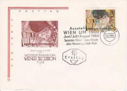 Österreich FDC ANK-Nr. 1184/Mi.-Nr. 1154 - FDC