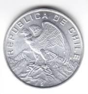 @Y@     CHILI    10 ESCUDOS 1974  (C447) - Chile
