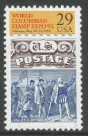 "USA. 1992 ""World Columbian Stamp Expo´92"" Chicago.MNH SG2650 - United States"