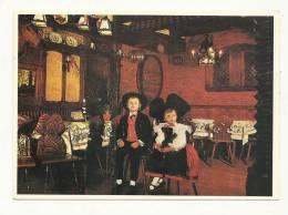 Cp, Commerce, Hôtel Restaurant  De La Cigogne, Obernai (67) - Restaurantes