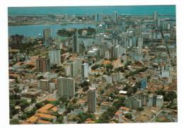 Brasil Brazil Brésil - Recife - Vista Aérea - VG Condition - Recife