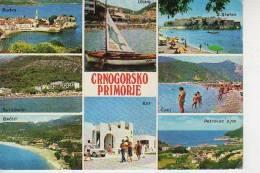 CRNOGORSKO PRIMORJE  MONTENEGRO    OHL - Montenegro