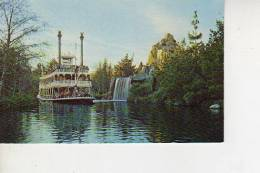 RIVERS OF AMERICA   MARK TWAIN    OHL - Disneyland