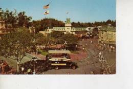 TOWN SQUARE  MAIN STREET     OHL - Disneyland