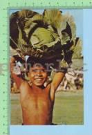 Inde   ( Oeuvre Missionnaire Des Enfants  ) Postcard Carte Postale Post Card - Missions