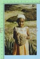 Cameroun  Dis Tu Veux De L'igname ?  ( Oeuvre Missionnaire Des Enfants  ) Postcard Carte Postale Post Card - Missions