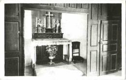 CPSM 88 (Vosges) Mattaincourt - Basilique Saint-Pierre-Fourier ; La Chambre Où Le Saint Habita Pendant 39 Ans - Autres Communes