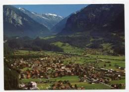 SWITZERLAND - AK143250 Meiringen - Gelmerhörner - BE Bern