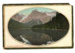 Cp , CANADA , Emerald Lake , Canadian Rockies , Viege , Ed : Valentine & Sons - Alberta