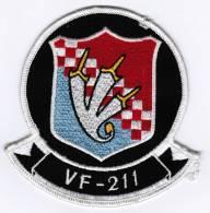 PATCH ECUSSON VF-211 - Aviazione