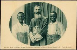 SUA ECC. MONS. ANTONIO STOPPANI VESCOVO MISSIONARIO NEL BAHR EL GAZAL - Sudan