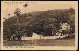 LOK CHONG LA PRIMA CASA EUROPEA (MISSIONE SAN GIOVANNI BOSCO) 1926 - Chine