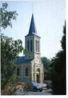 Gonfreville L´Orcher Eglise Saint Erkonwald - Voitures - France