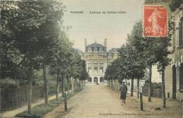 35 PARAME AVENUE DU GRAND HOTEL EDITION BAZANTAY TOILEE COULEUR - Parame