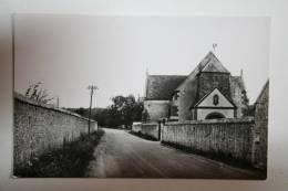 28 : Vaupillon - L'Eglise - France