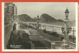 C1281 Copacabana. Cachet 1939 Pour Suissa. Attention: Pli Angle Supérieur Gauche. - Rio De Janeiro