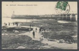 17 - ROYAN - Plataine Et Nouvelle Jetée - Billaud 32 - Royan