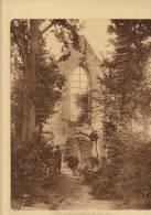 Planche Du Service Photographique Armée Belge Guerre 14-18 WW1 Eglise De Saint Jacques Cappelle - Livres, Revues & Catalogues