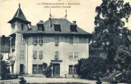 (73) Le Verger-du-Mont, Bassens Près Chambéry, - Chambery
