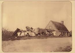 Planche Du Service Photographique Armée Belge Guerre 14-18 WW1 Militaire 4èm Chasseurs à Cheval à Reninghe - Altri