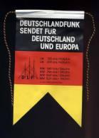 Fanion Radio DLF Deutschlandfunk - Radio & TSF