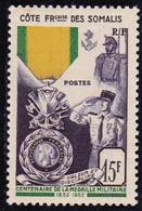 COTE DES SOMALIS - YVERT N° 284 ** - COTE > 11 EUR. - Côte Française Des Somalis (1894-1967)