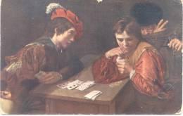 Michelangelo Da Caravaggio - Der Falschspieler - De Valsspeler - Speelkaart - - Speelkaarten