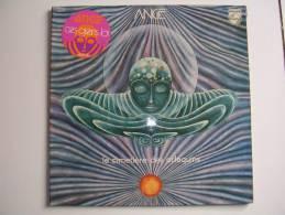 """33 Tours 30 Cm - ANGE - PHILIPS 6325037  """" LE CIMETIERE DES ARLEQUINS """" +  5 - Vinyl-Schallplatten"""