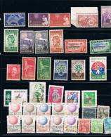 Series Mundiales - Stamps