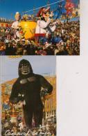 13 / 1 / 186 10 CPM ( GRD MOD ) DU CARNAVAL DE NICE (demander Les Autres Scans ) - Cartoline