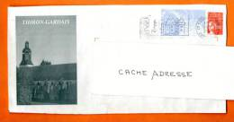 P.A.P.  THIRON GARDAIS  Lettre Entière N° B 278 - Entiers Postaux