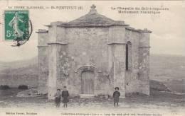 11h - 26 - St-Restitut - Drome - La Chapelle Du Saint-Sépulcre - Monument Historique - France