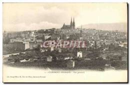 CPA Clermont Ferrand Vue Generale - Clermont Ferrand