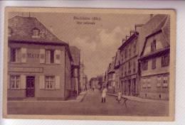 BISCHHEIM ALSACE Rue NATIONALE Commerce Brasserie Du Pêcheur - Otros Municipios