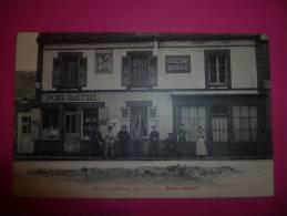 -L´EURE ET LOIR.(-Vert-en-Drouais.-- MAISON-MOUROT).épicerie-c Harcuterie.( Carte Trés Rare.) - France