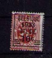 LIONS  XX 375  COB  65 à 10 % = 6,50 - Unused Stamps
