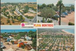 Montroig Camping Playa Montroig - Tarragona