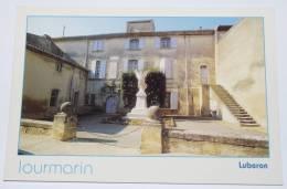 LOURMARIN - 84 - La Maison  Natale De Philippe De Girard. - Lourmarin