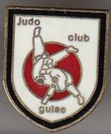 Pins Pin´s JUDO CLUB DE GUISE - Judo